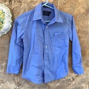 Nautical Button down shirt